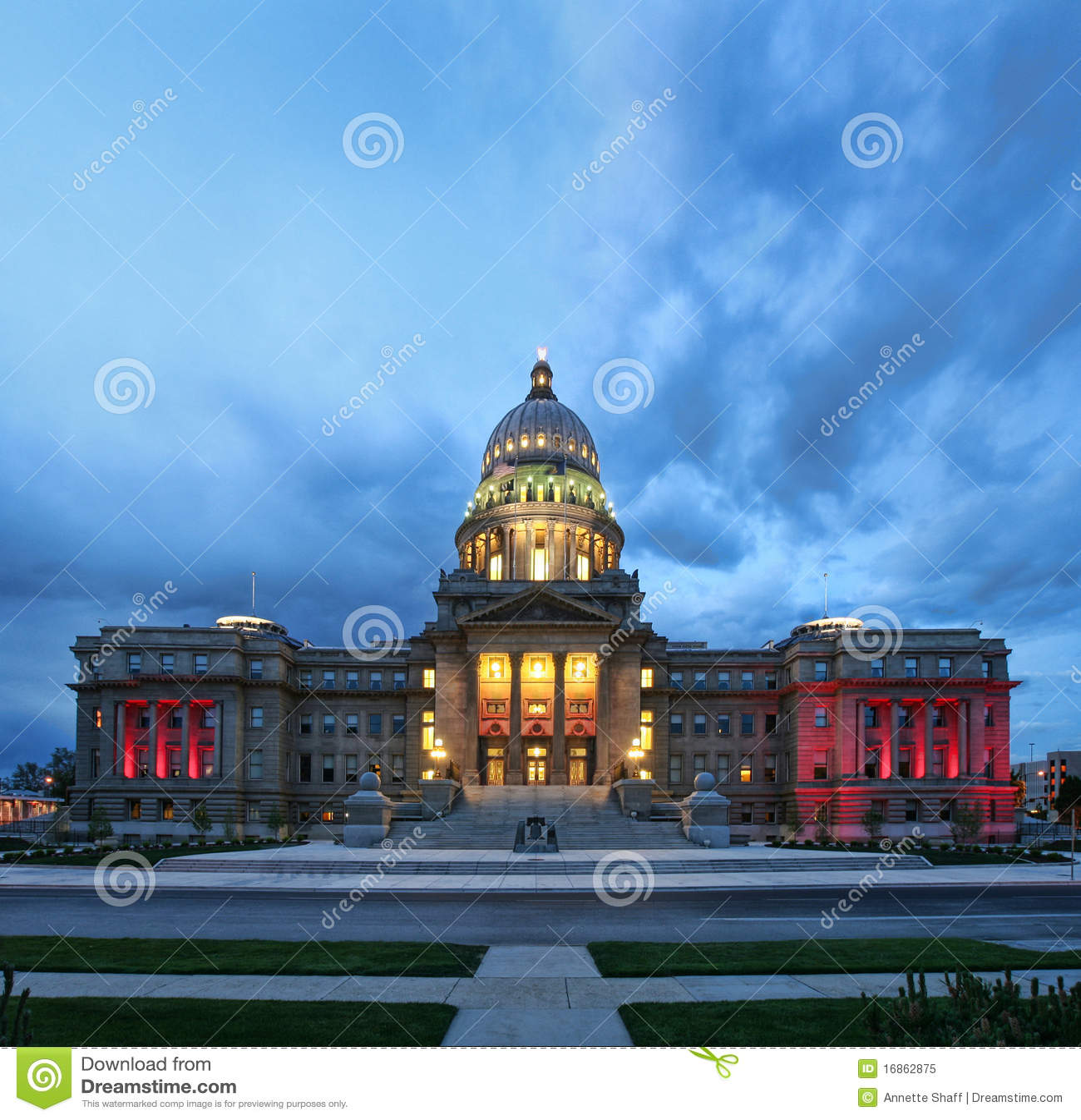 Edifício do Capitólio de Boise