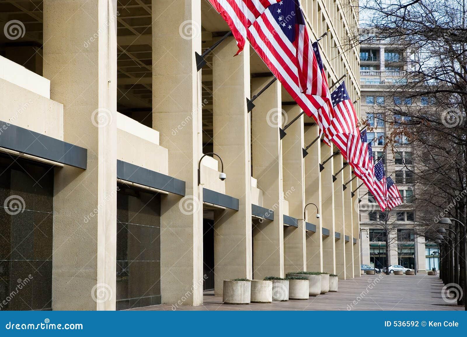 Edifício do FBI, Washington, C.C.