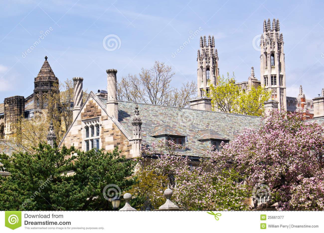 Edifício esterlino da lei da Universidade de Yale