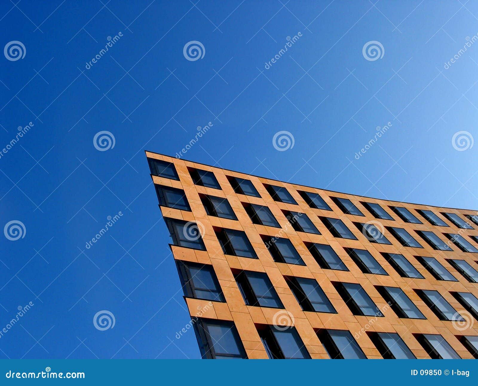 Edifício futurista