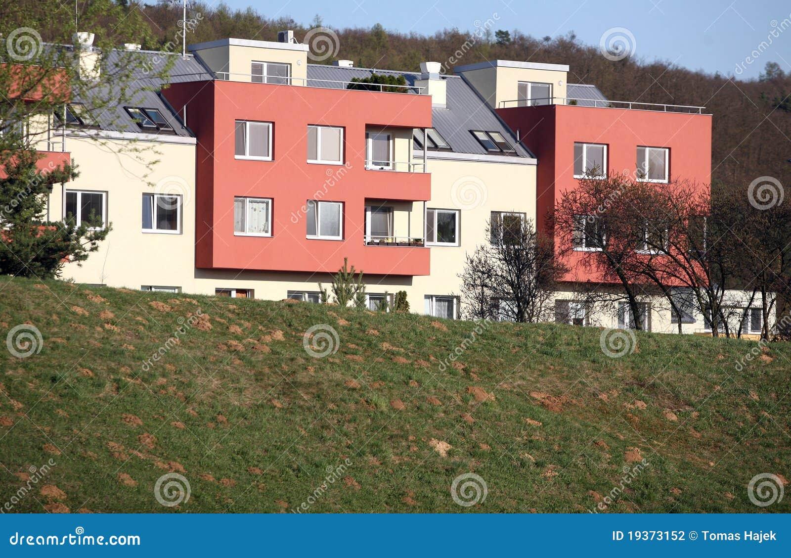 Edifícios de apartamento