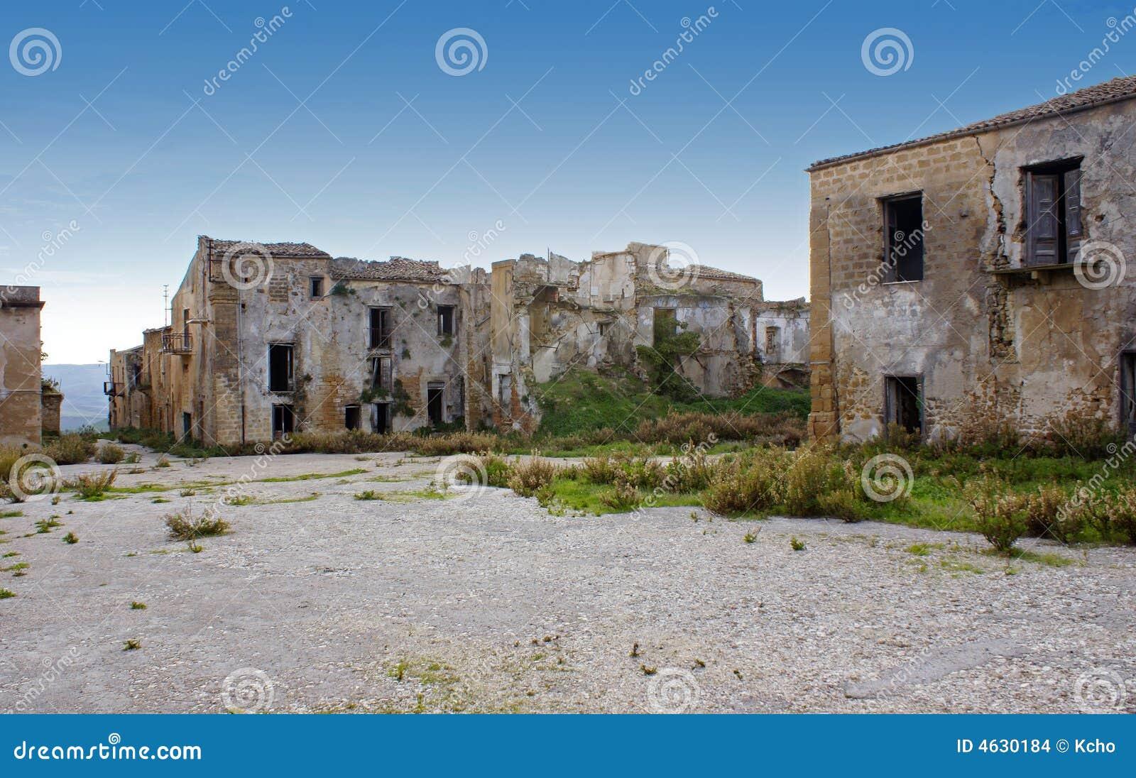 Edifícios de Poggioreale