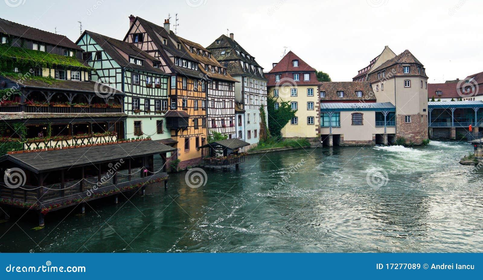 Edifícios de Strasbourg