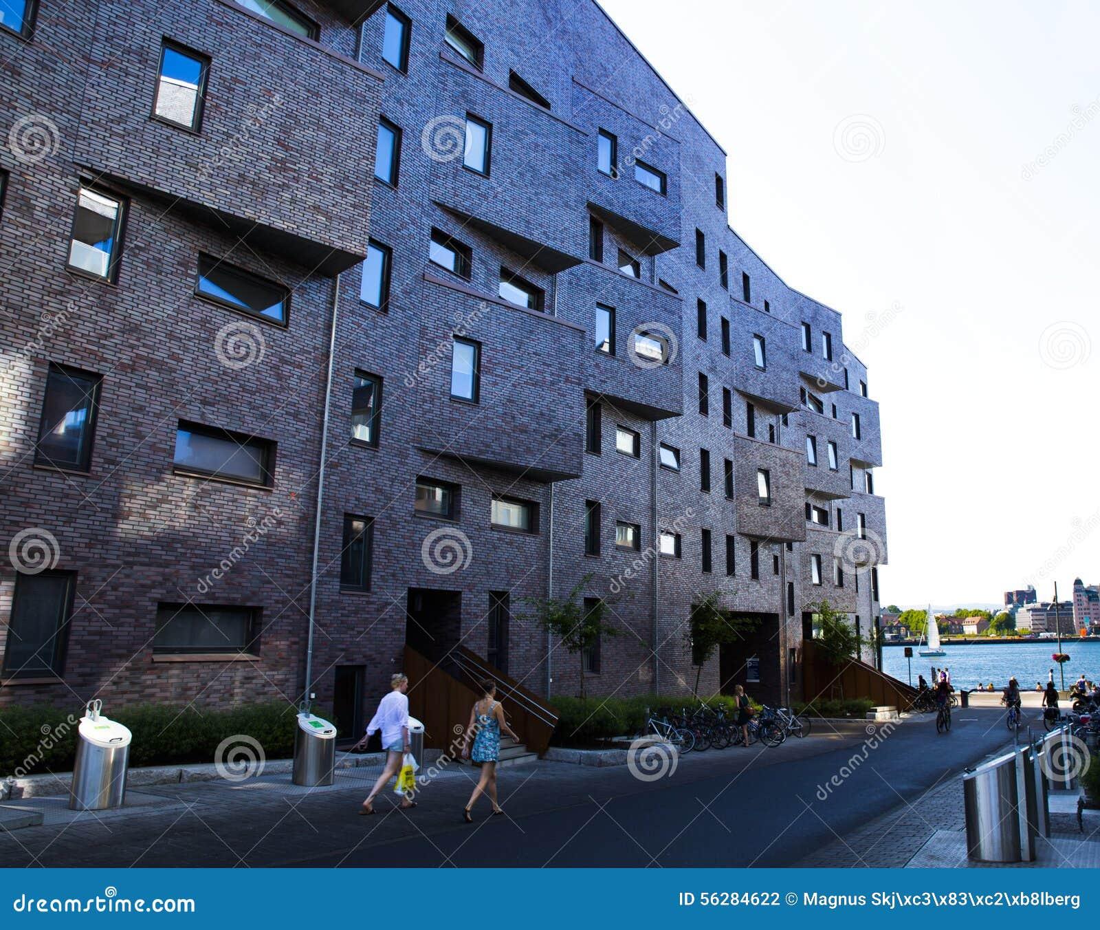 Edifici Oslo di Sorenga
