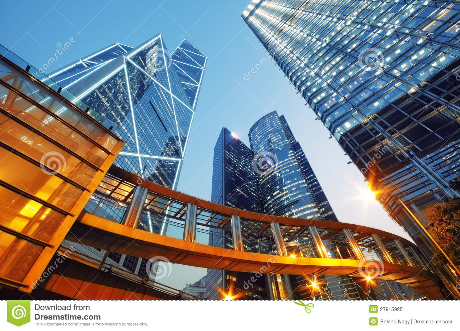 Edifici per uffici a Hong Kong