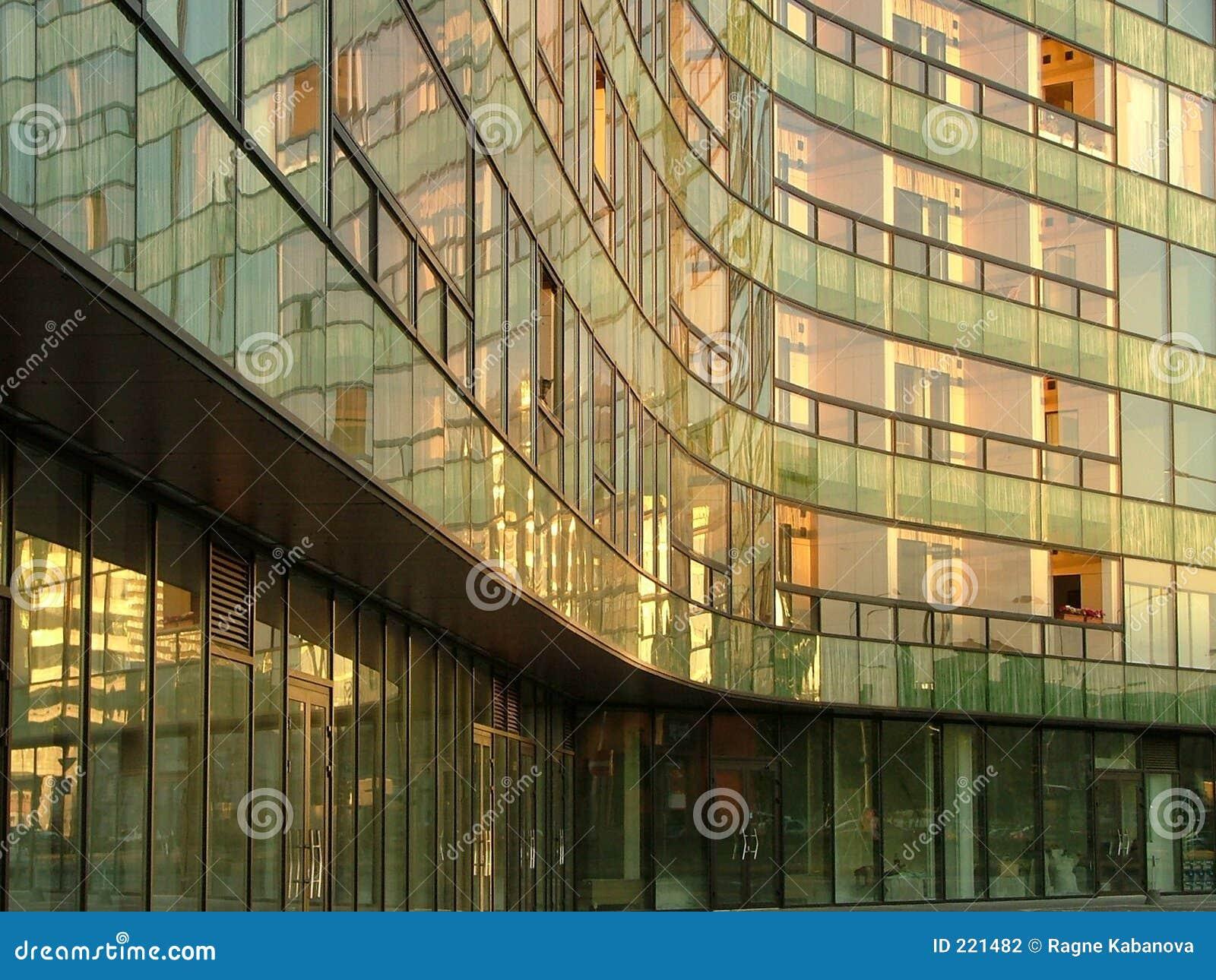 Edificio in condominio moderno