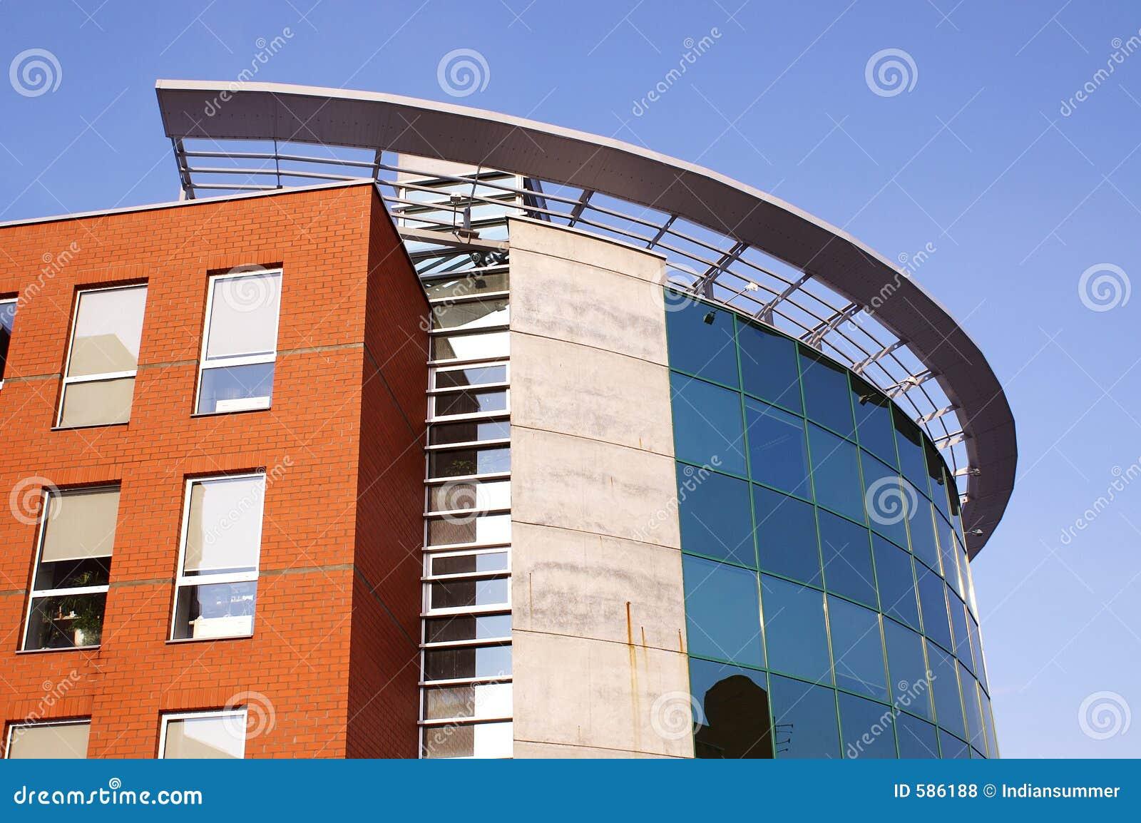 Edificio corporativo moderno