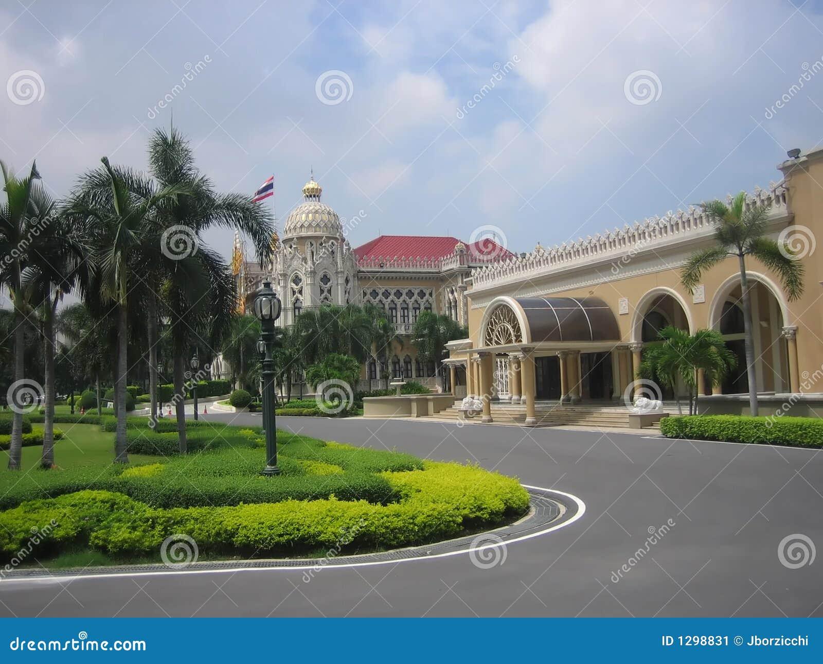 Edificio de Governement, Bangkok