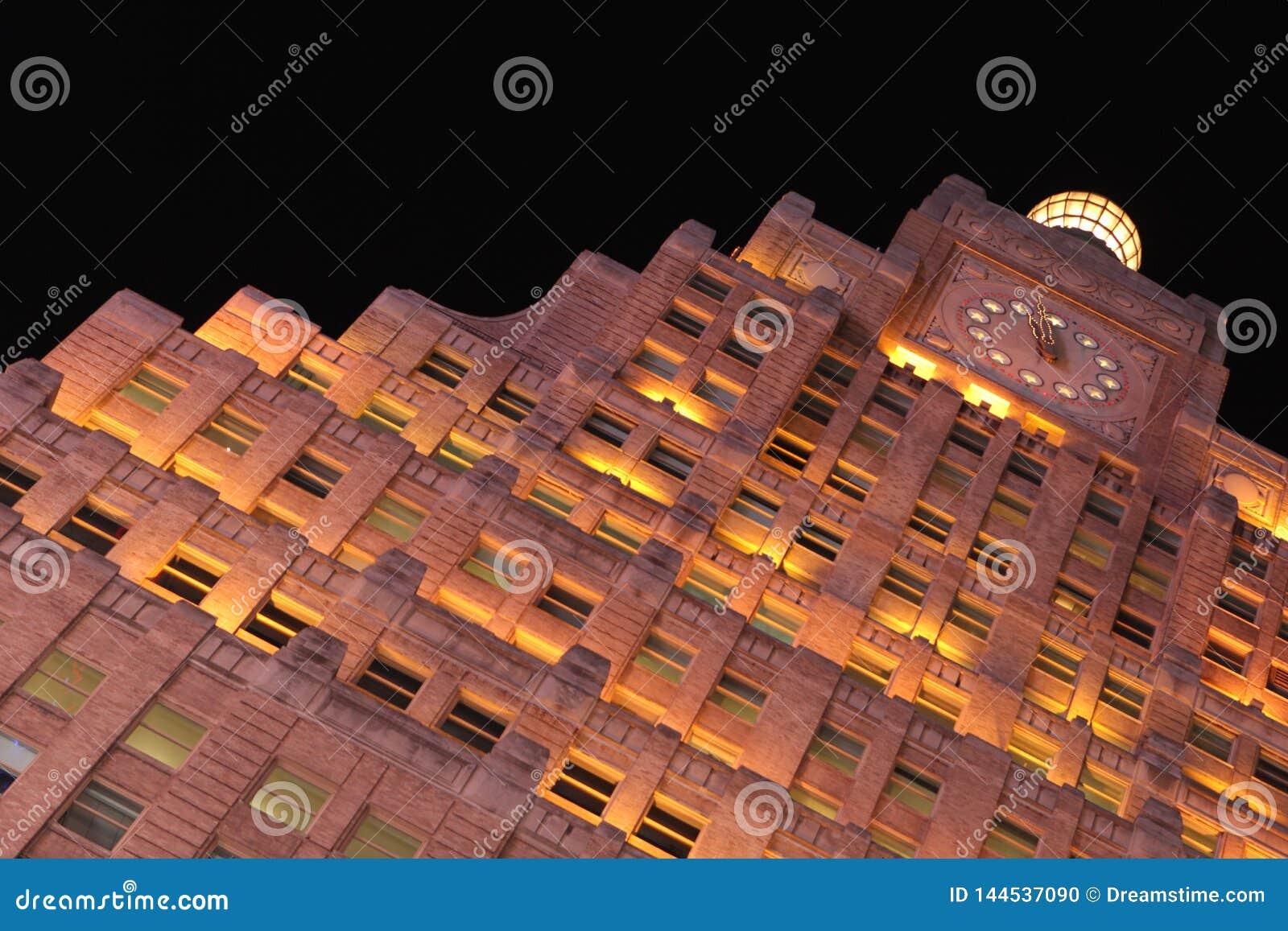 Edificio de Time Square NY