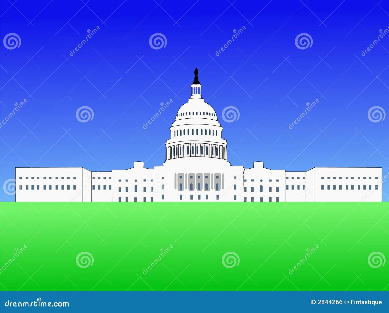 Edificio del capitolio de los E.E.U.U.