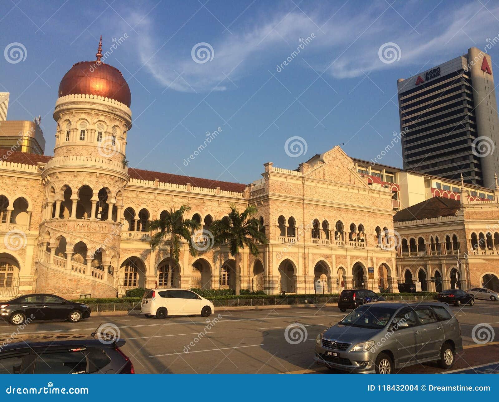 Edificio di Abdul Samad del sultano