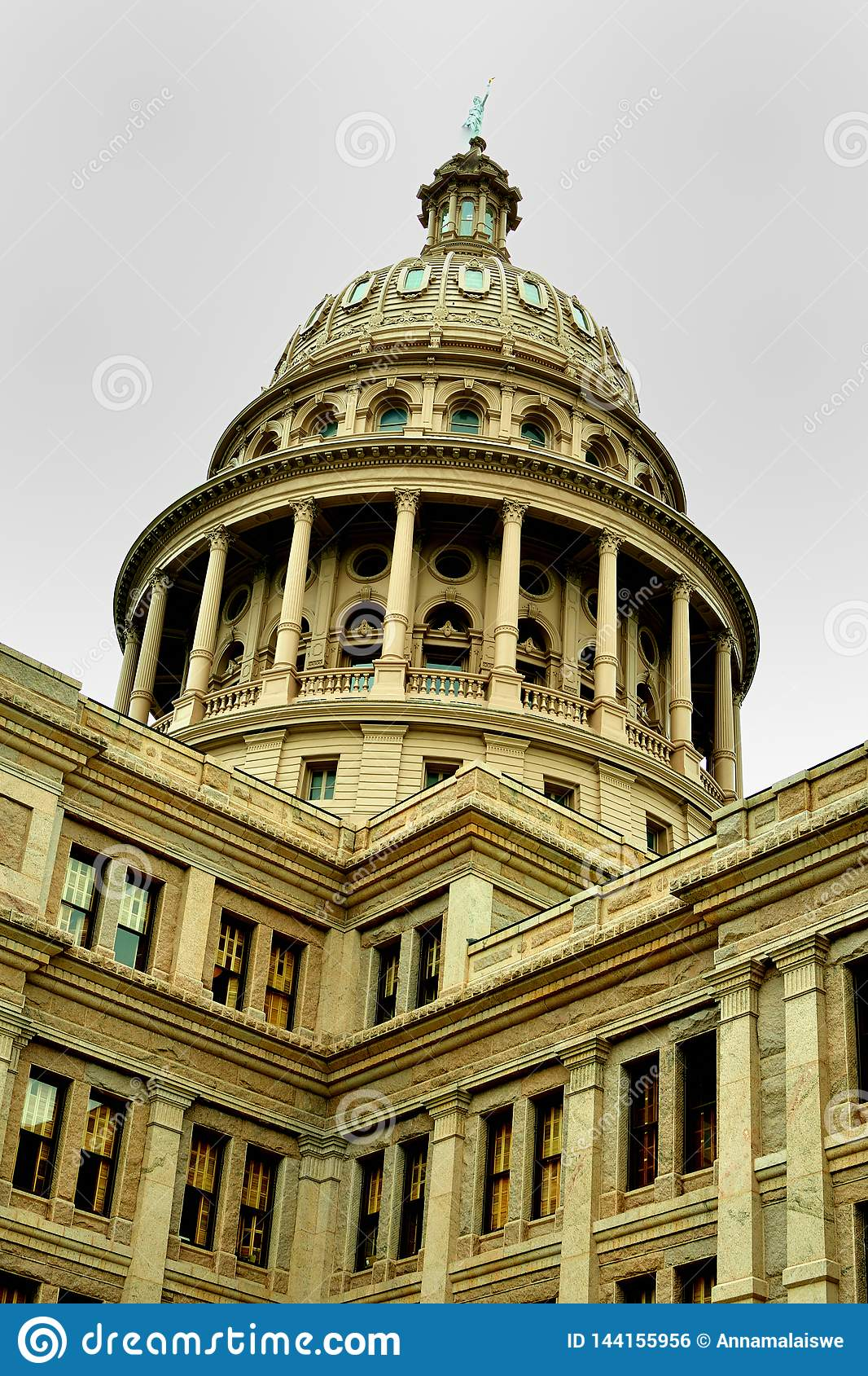 Edificio di Austin Captiol