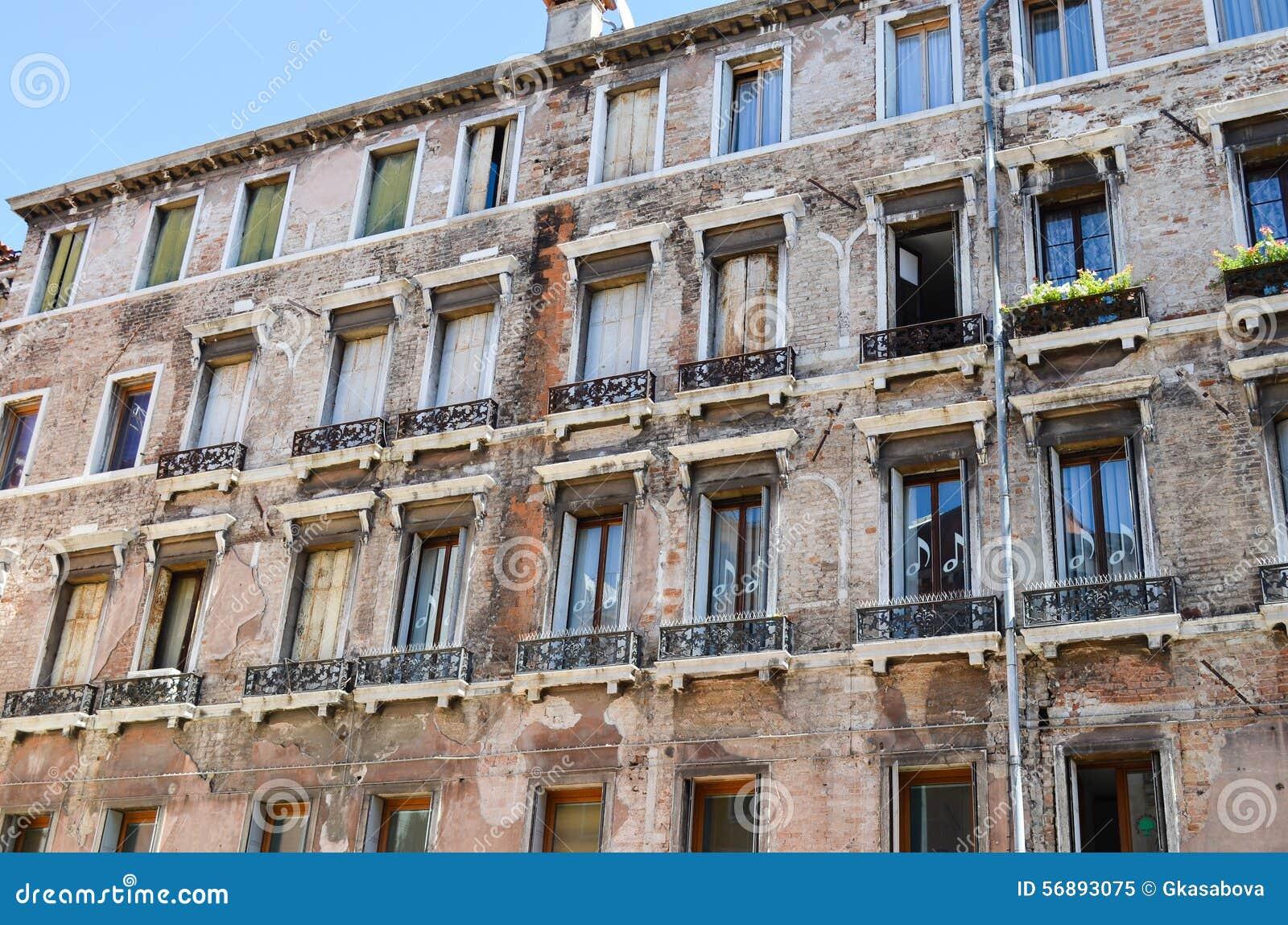 Edificio di Tipical a Venezia, Italia