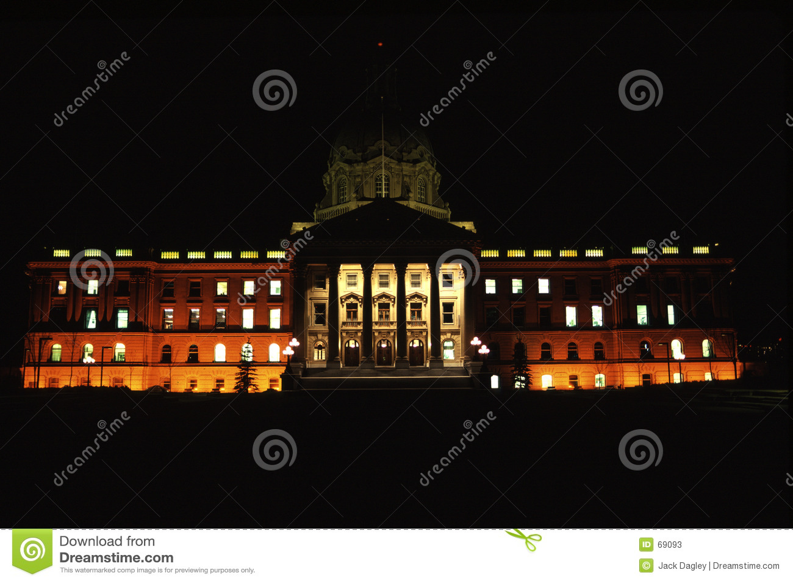 Edificio legislativo de Alberta
