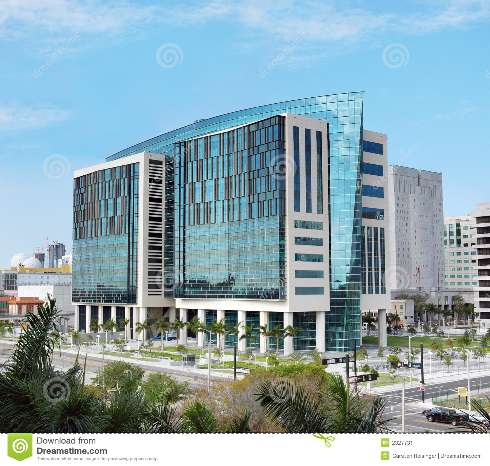 Edificio moderno imagen de archivo imagen de districto for Construction moderne