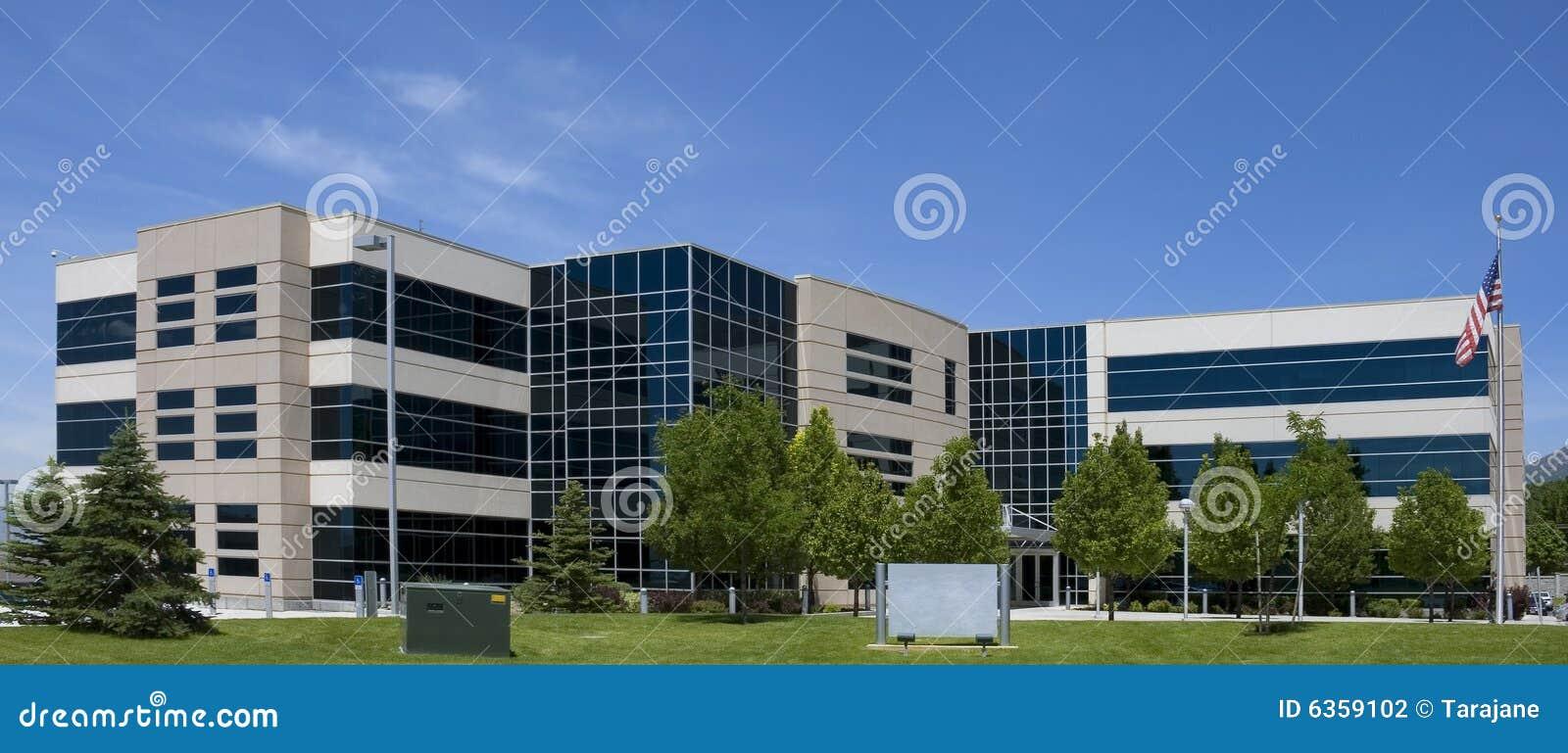 Edificio per uffici americano