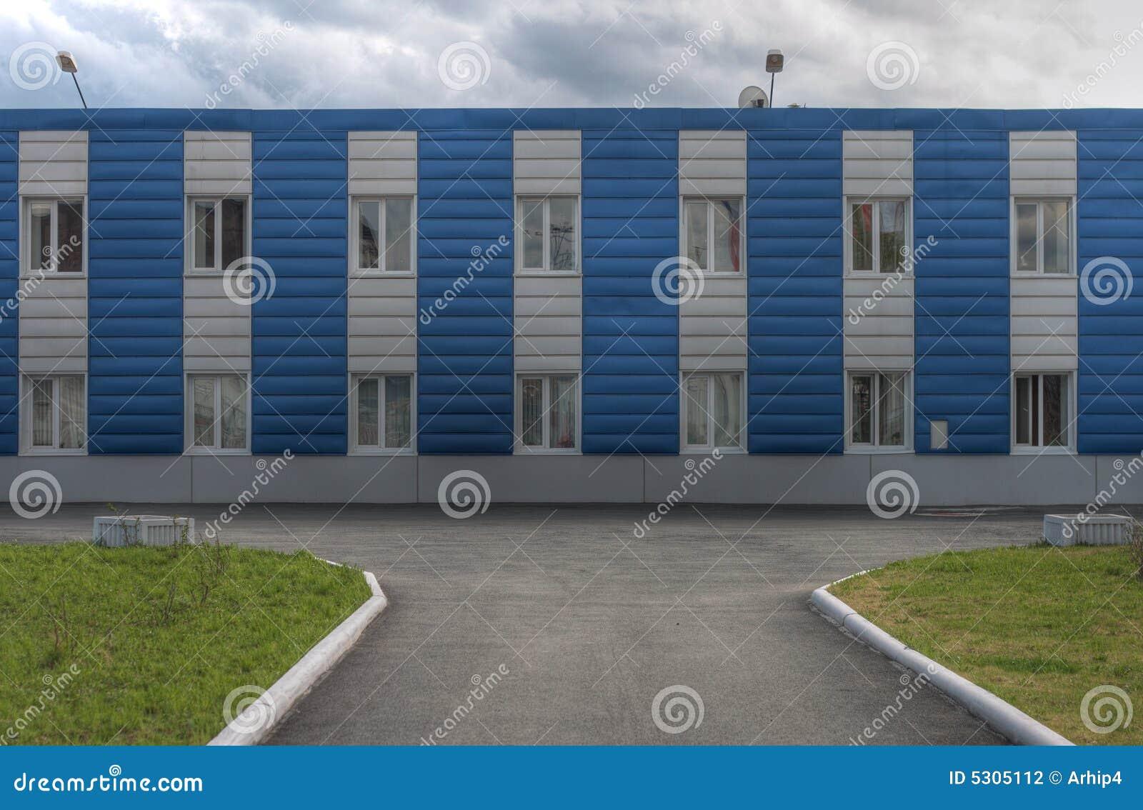 Download Edificio Per Uffici Moderno Fotografia Stock - Immagine di società, commercio: 5305112