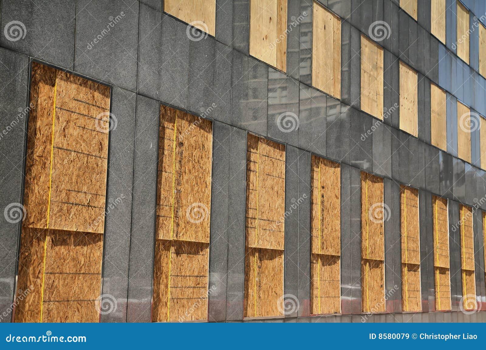 Edificio Windows subido todo para arriba