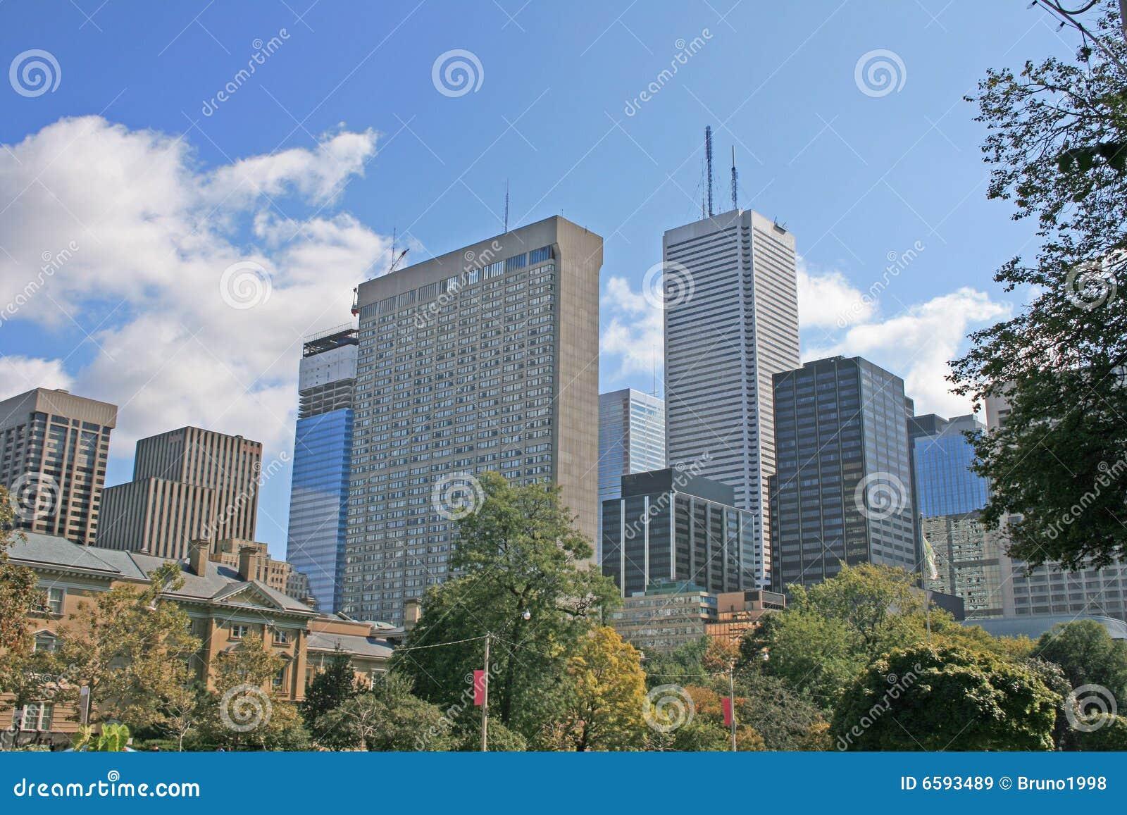 Edificios céntricos