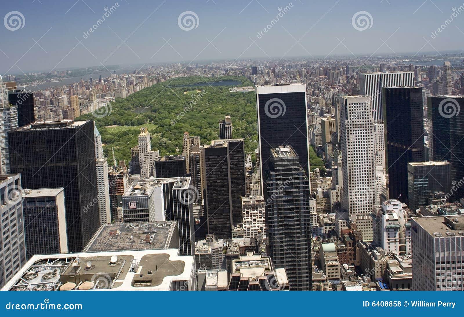 edificios central park new york city de los rascacielos fotos de archivo libres de regalas