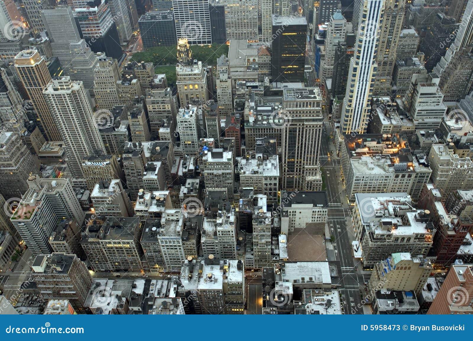 edificios manhattan midtown york