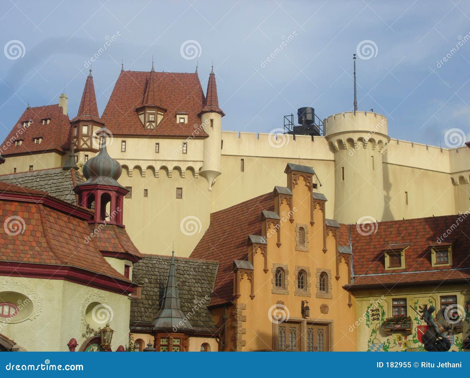 Edificios en Alemania