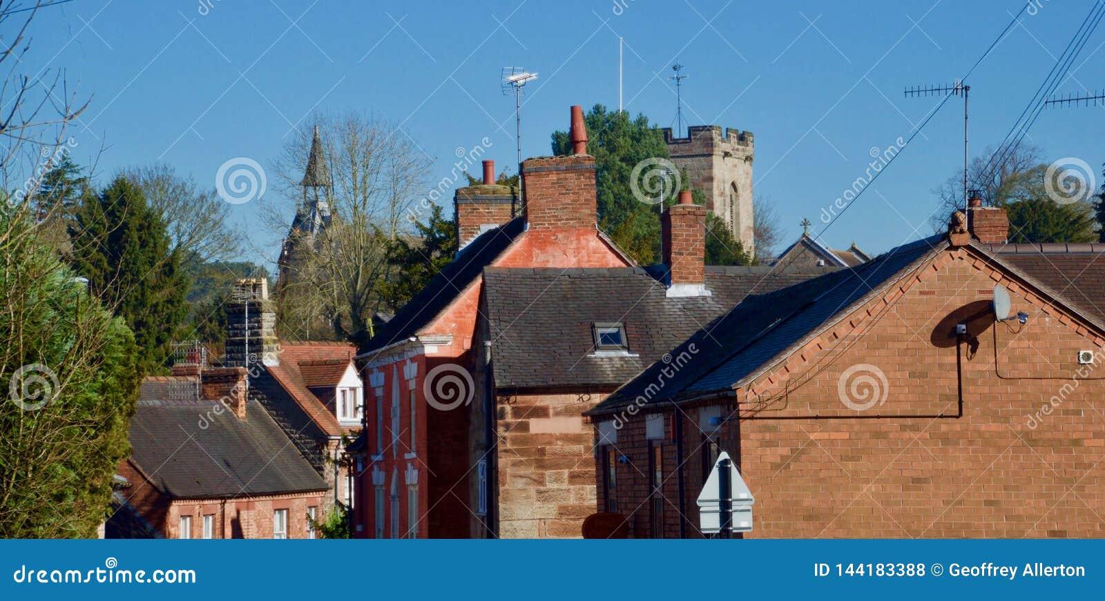 Edificios en Alton