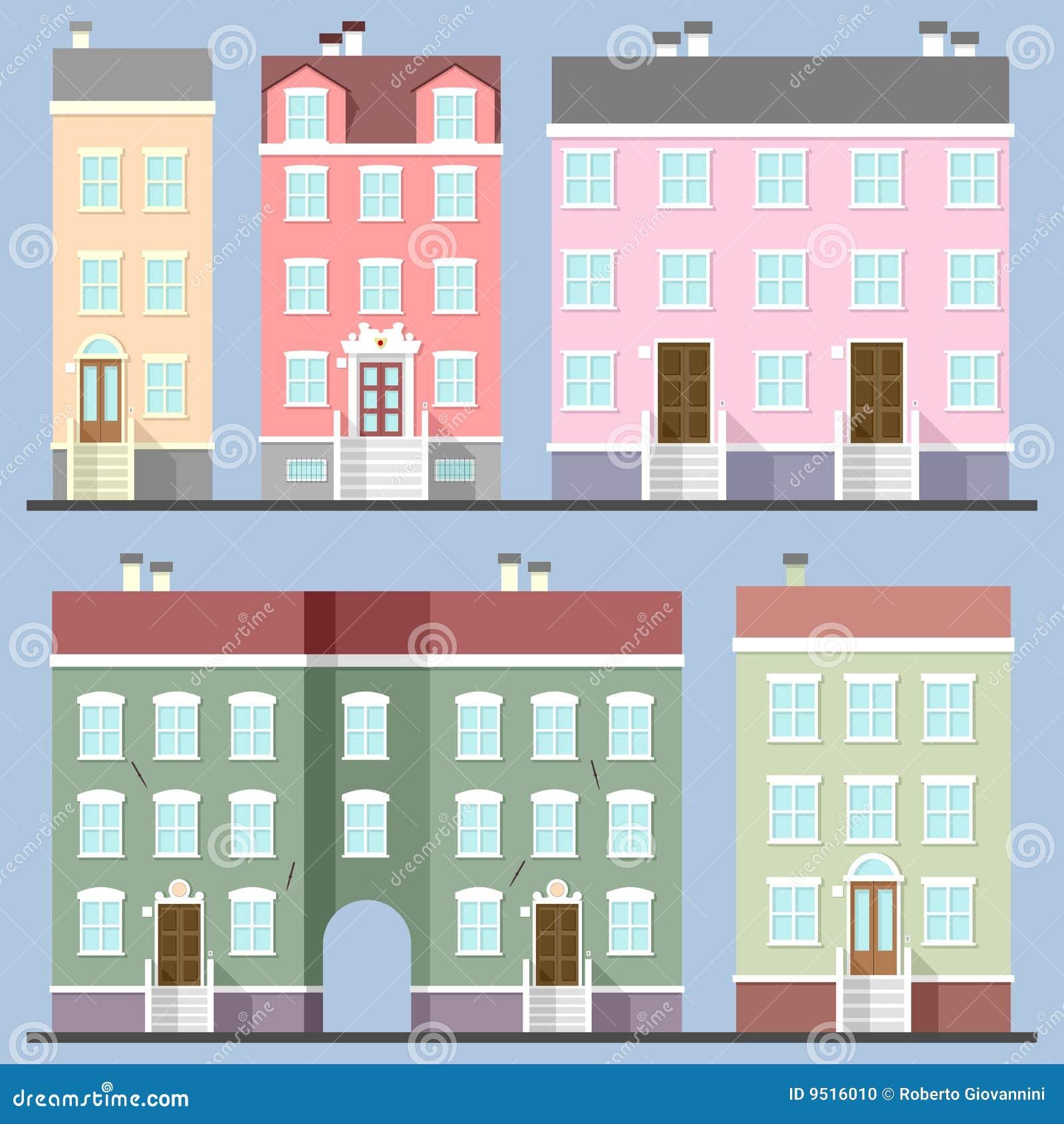 Edificios fijados