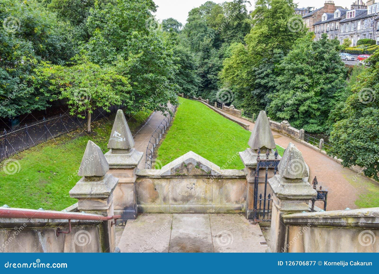 Edimburgo, Scotalnd - Stockbridge