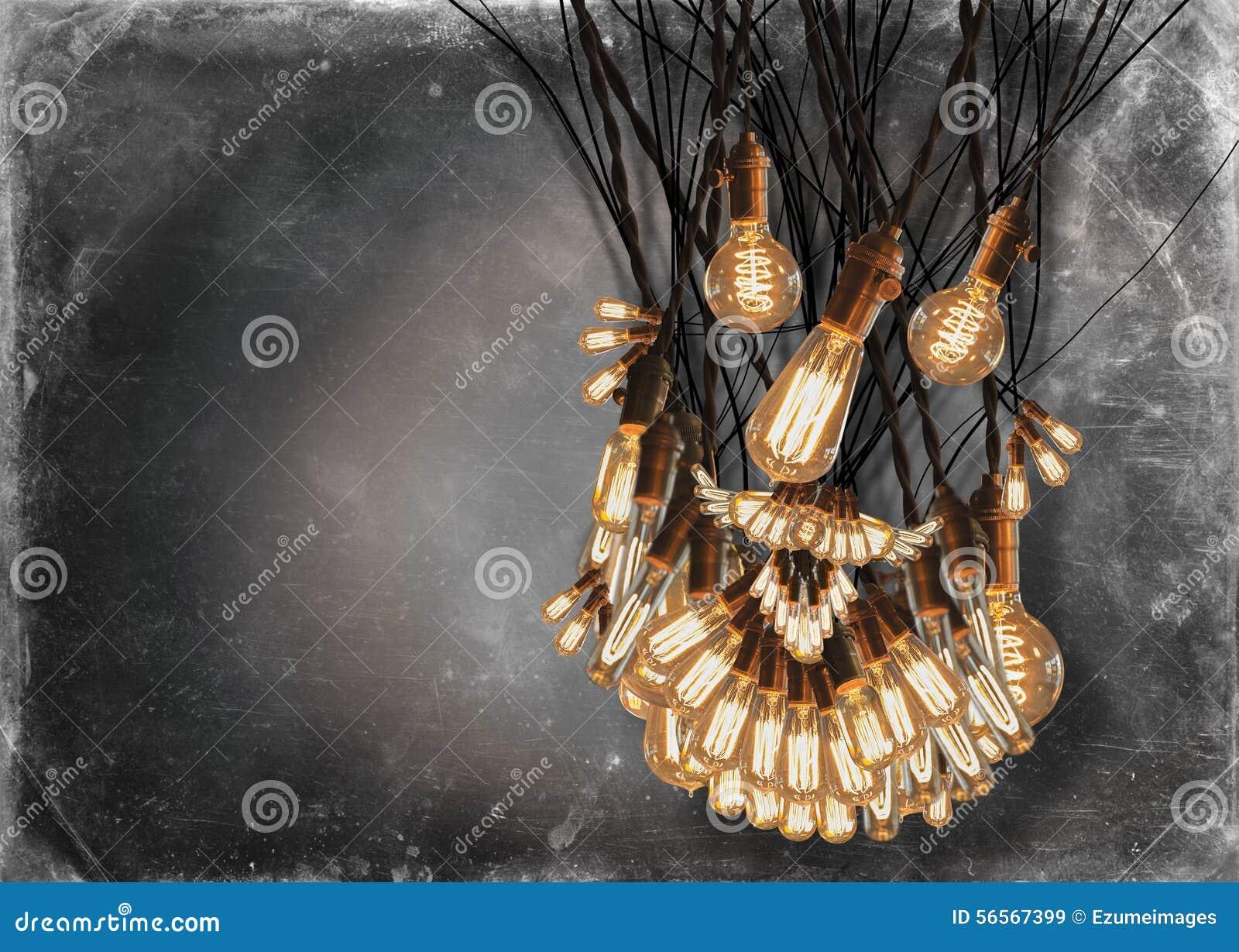 Download Edison Lightbulbs Beard στοκ εικόνα. εικόνα από πυρακτωμένος - 56567399
