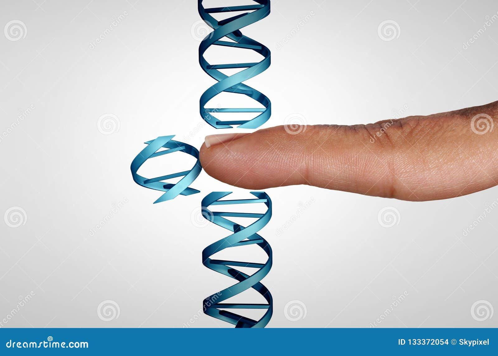 Editando genes