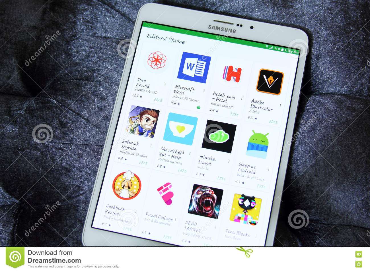 Download Apps from Google Play Store