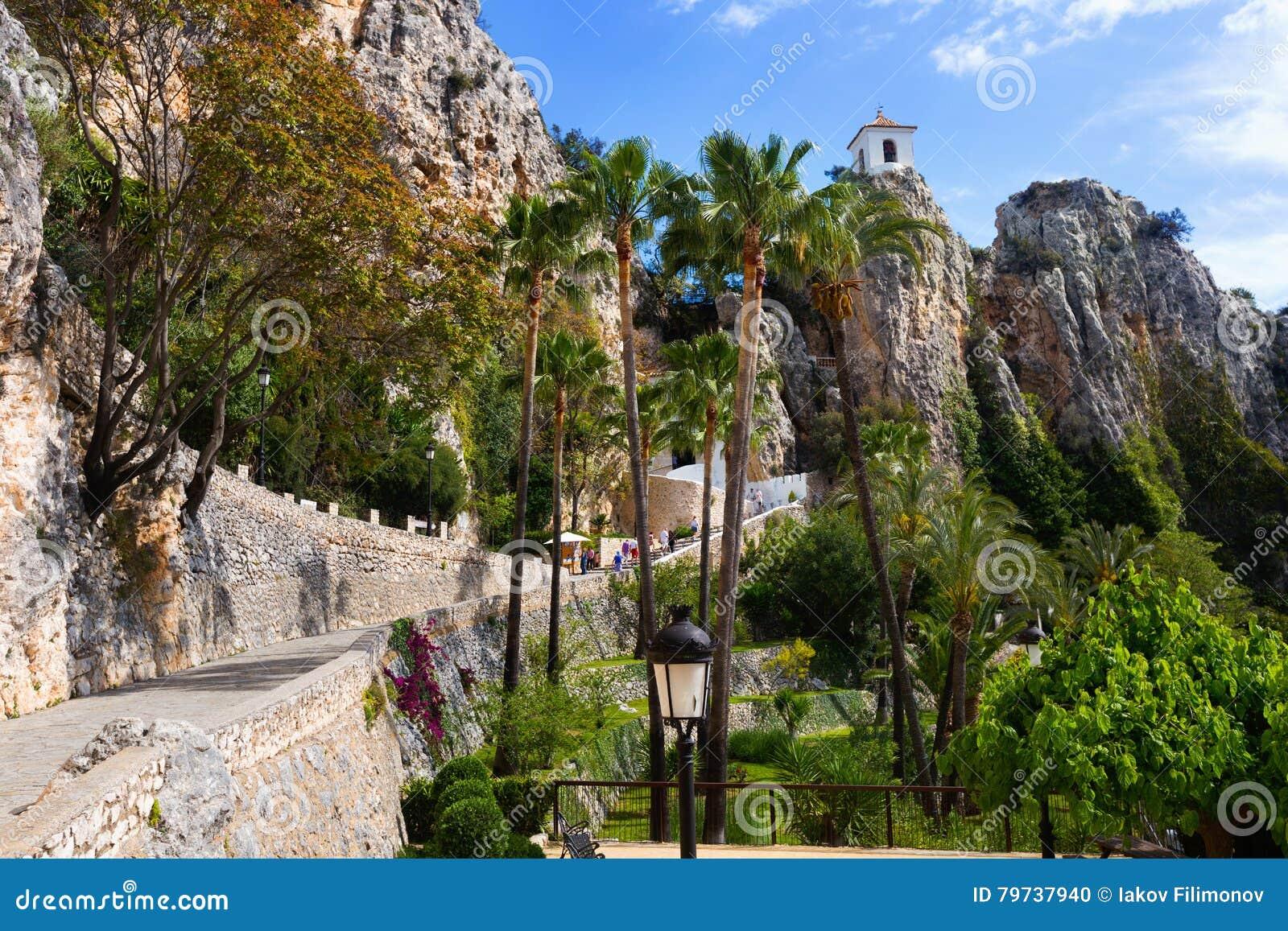 Editorial de Castell de Guadalest