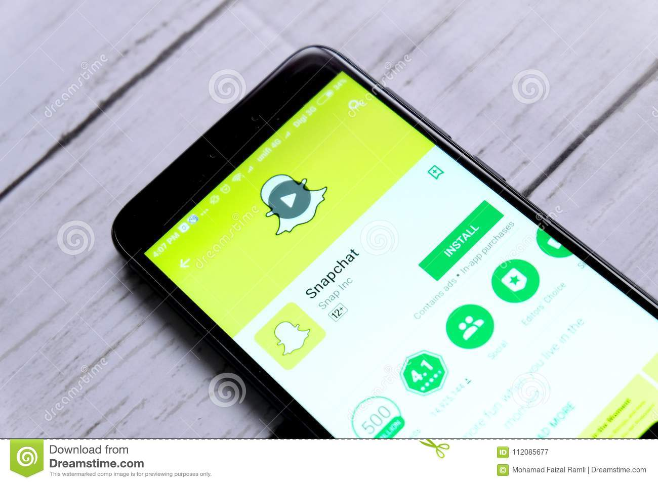 snapchat update 2018 android download