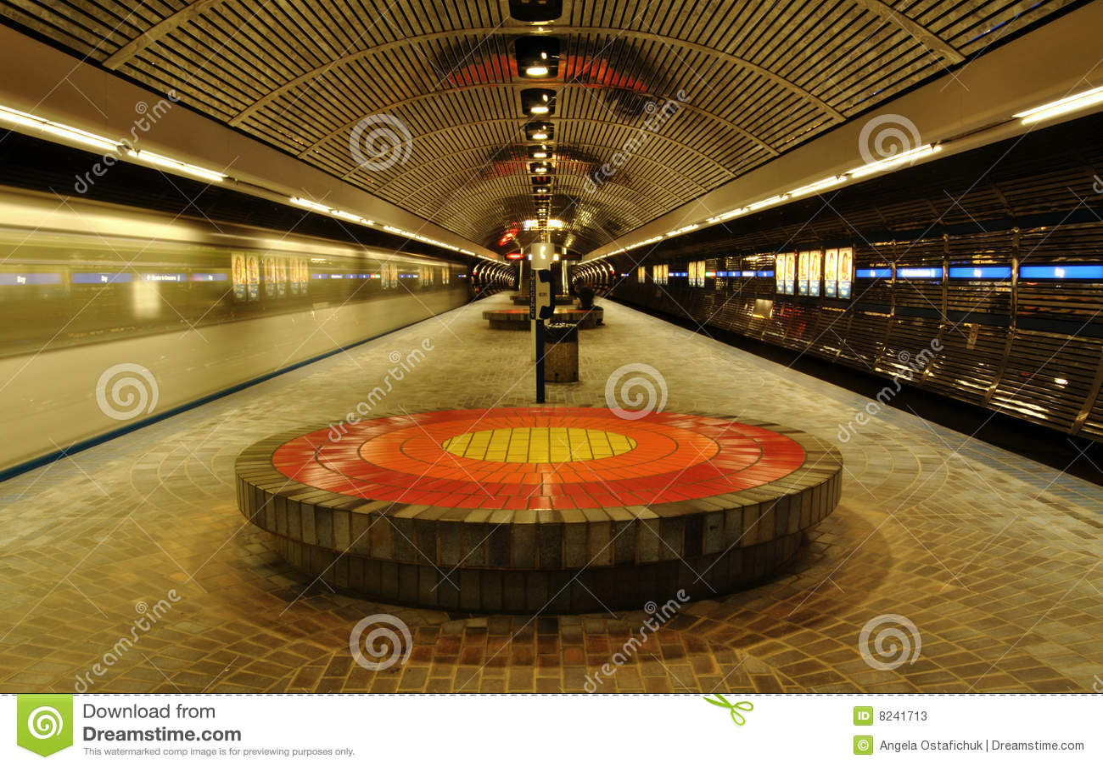 Edmonton-Bahnstation