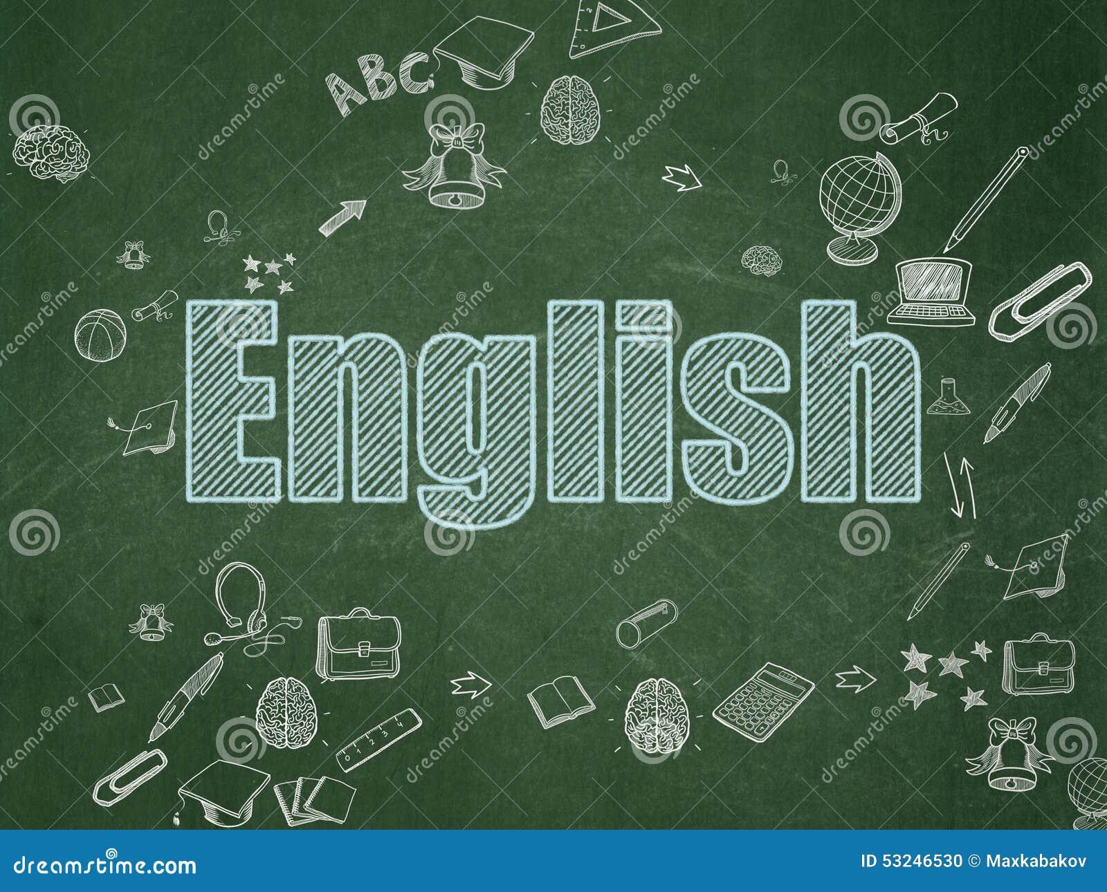 education concept english on school board stock photo teacher clipart images teacher clip art printables