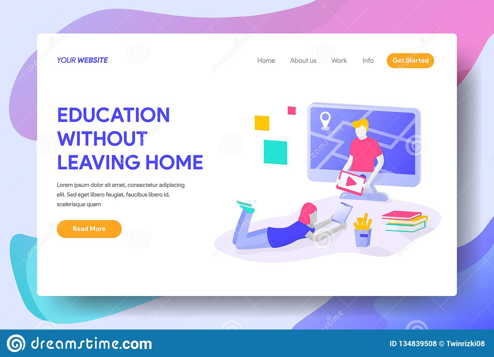 EDUCATION WITHOUT LEAVING HOME