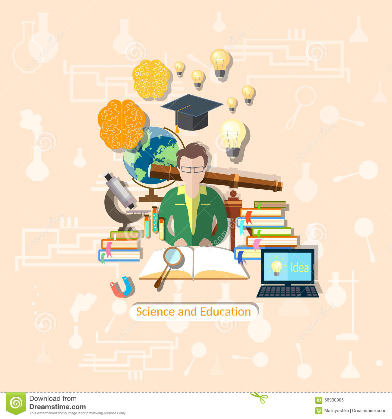 a study of the art and science of teaching Psychology is a science, and teaching is an art and sciences never generate  i  fear that some of the enthusiasts for child-study have thrown a certain burden.
