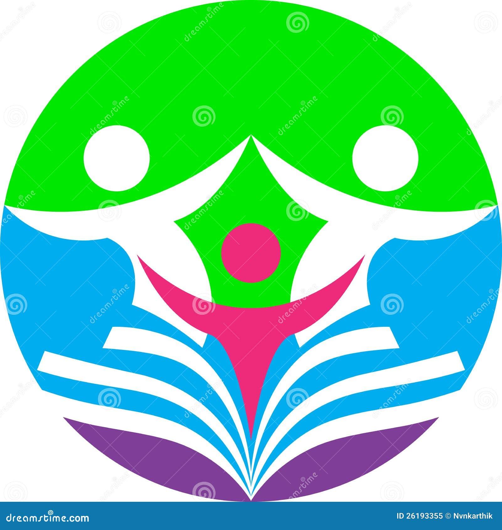 education and training logo stock vector illustration of emblem