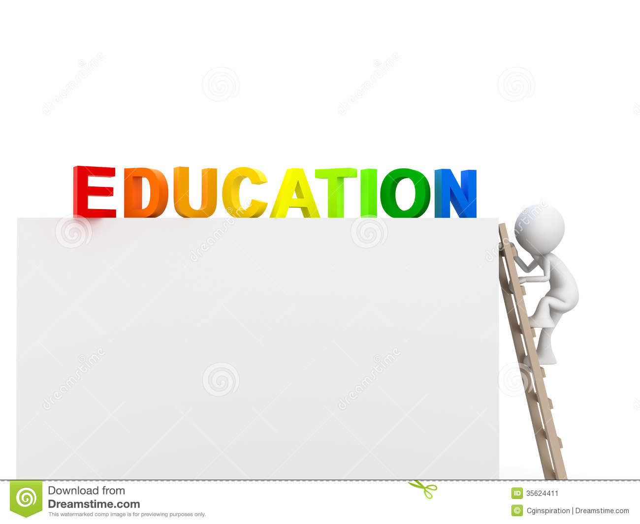 Education Way Stock Image - Image: 35624411