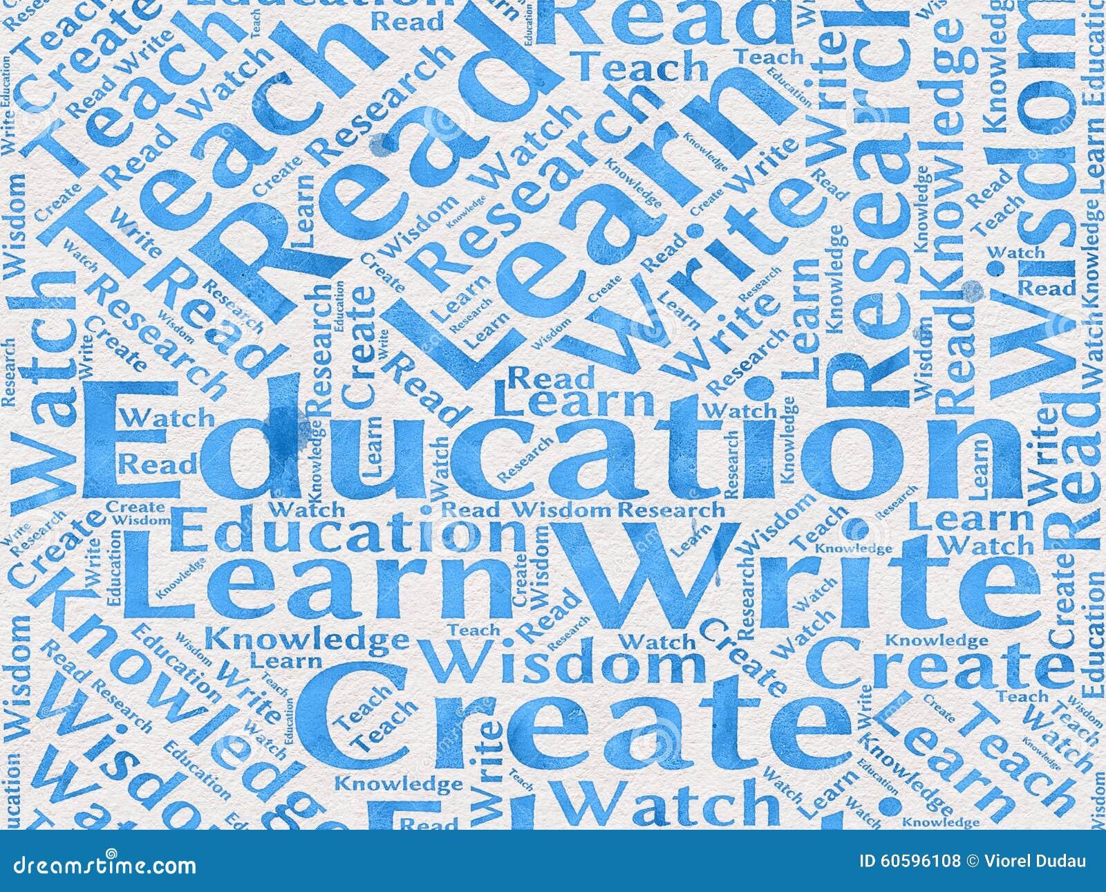 education words background stock illustration illustration of paper
