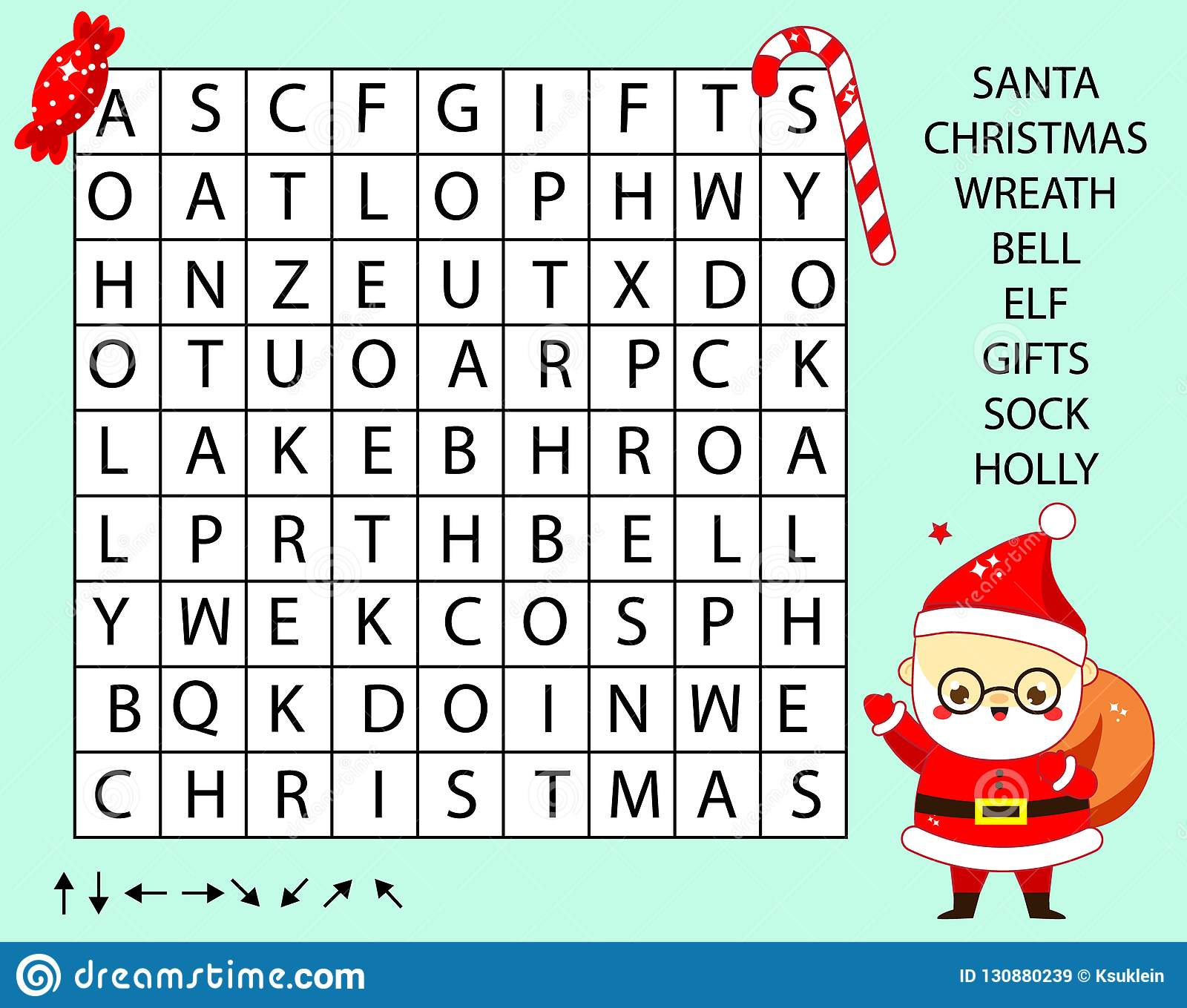 image about Free Printable Word Search for Kids named Enlightening Match For Small children. Term Look Puzzle Young children