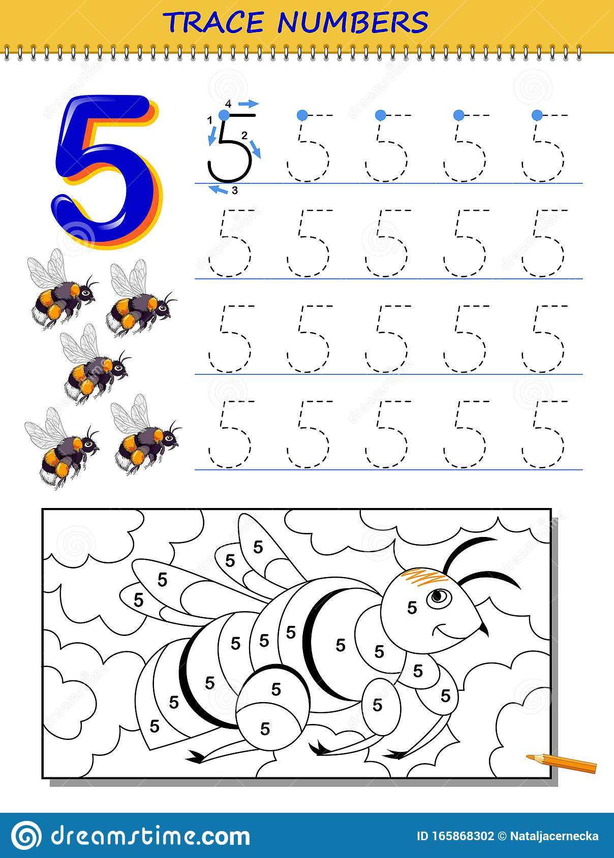 It's just a picture of Printable Tracing Numbers with learning