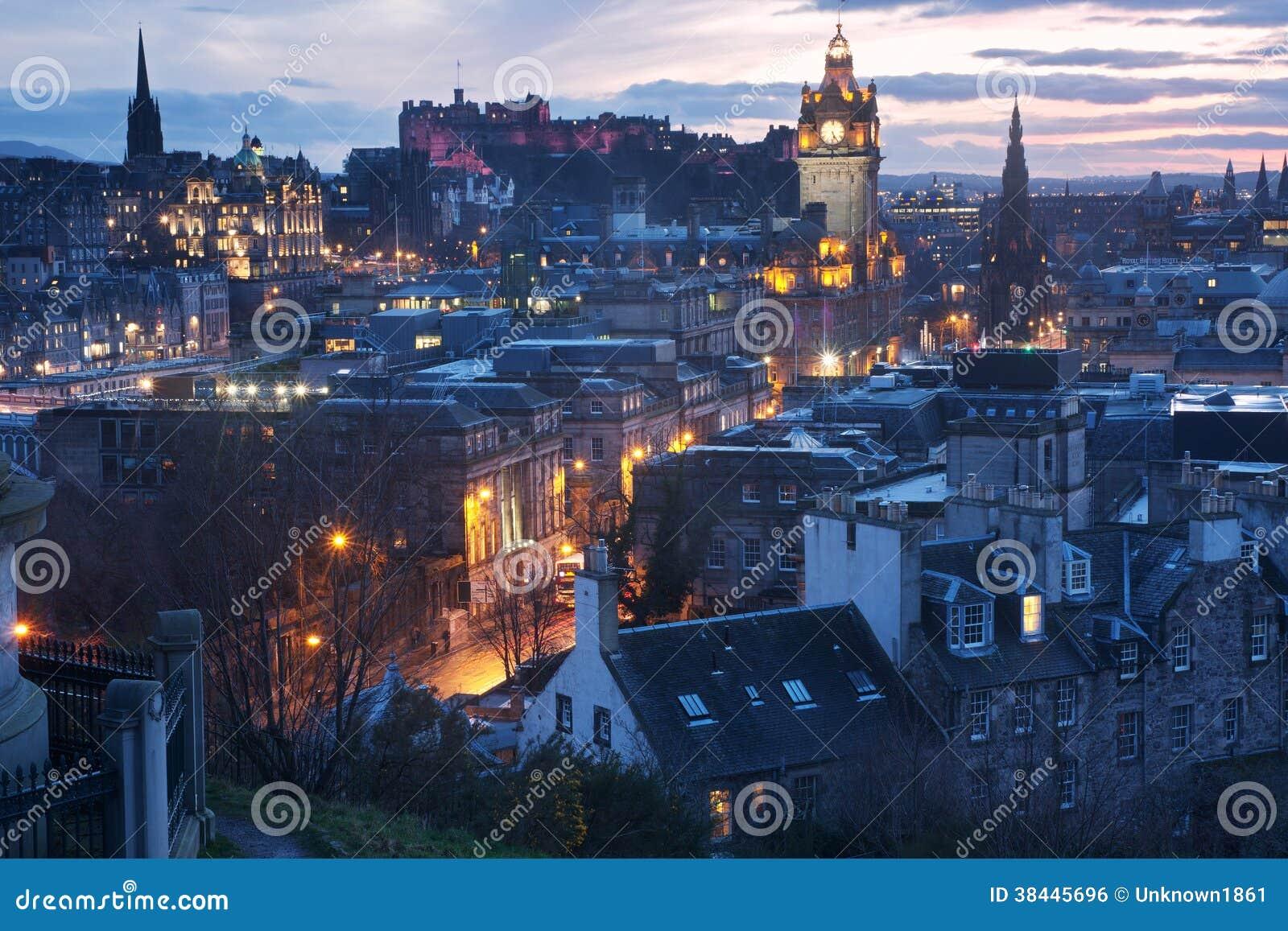 Edynburg, Szkocja
