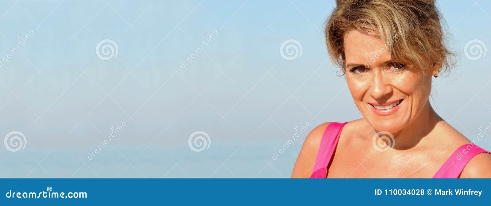 Een aantrekkelijke vrouw