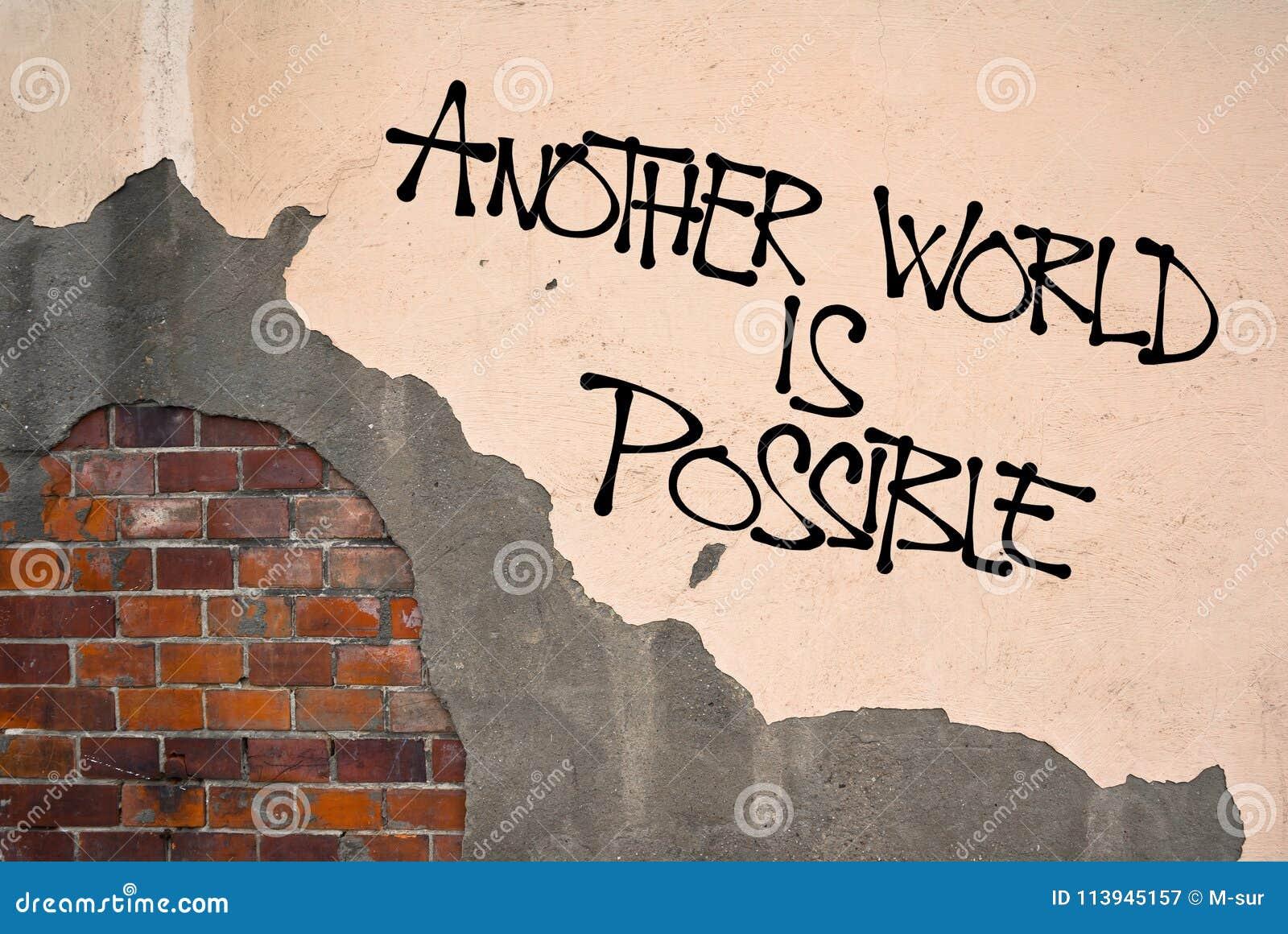 Een andere wereld is mogelijk