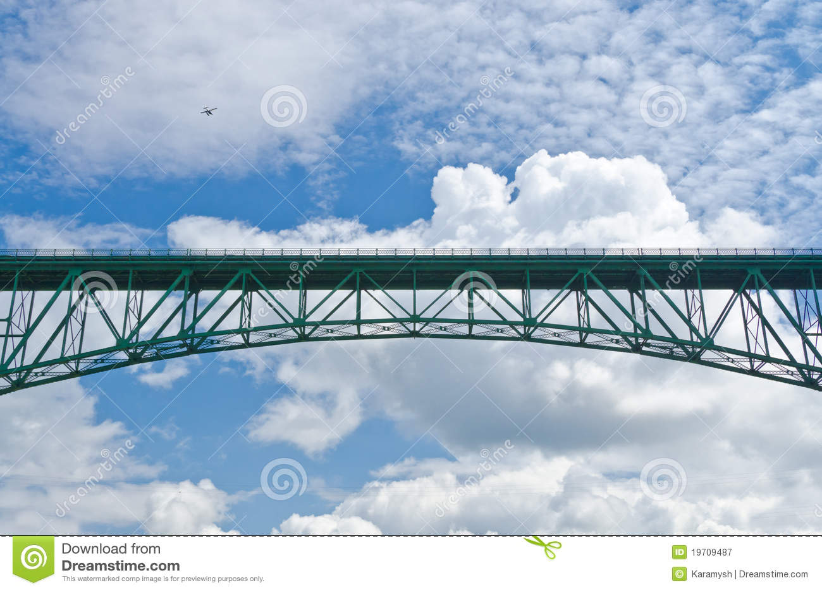 Een brug.