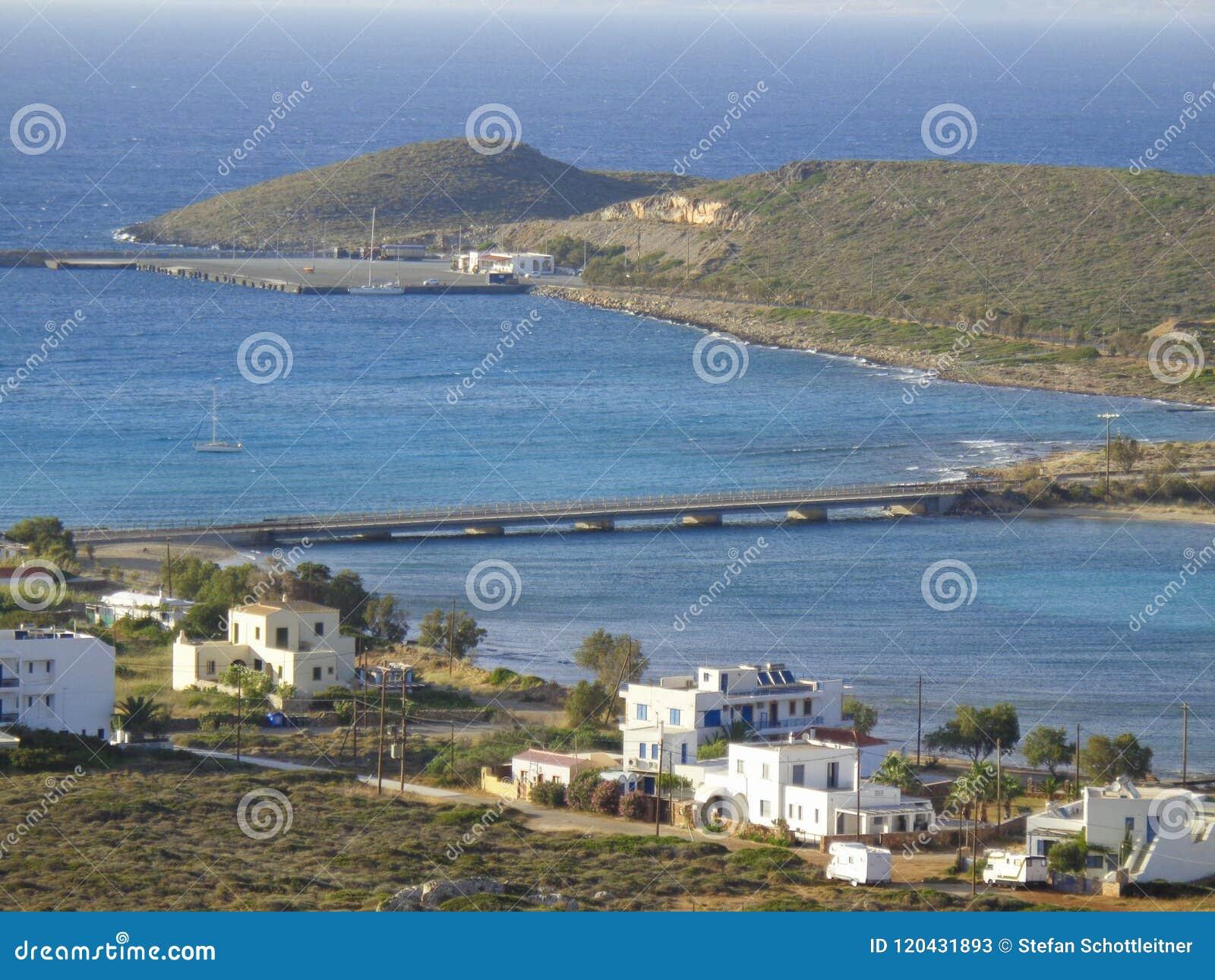 Een brug tussen twee eilanden