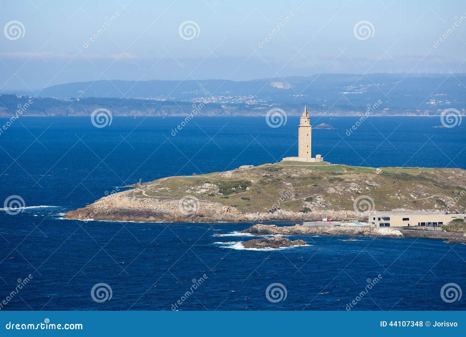 Een Coruna - Toren van Hercules