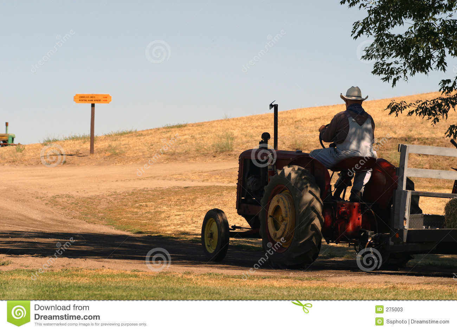 Een dag op het landbouwbedrijf